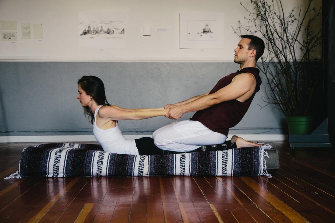 Thai Yoga for Couples